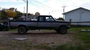 91 ford f250 7.3 idi non turbo