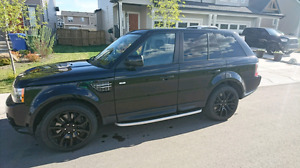 FS: 2012 RANGE ROVER SPORT Supercharged