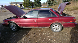 1991 Camry All-wheel drive