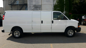 2015 Chevrolet Express 3500 Extended