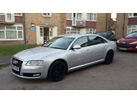 2009 AUDI A8l QUATTRO 3.0TDI FULL SERVICE AND HISTORY 2KEY