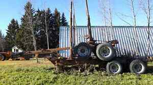Jeep and poll log  trailers for sale Strathcona County Edmonton Area image 6