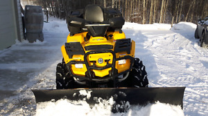 2005 Can Am Bombardier 400 4x4 only $5,500