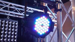 Solaris Smart 36 LED Par