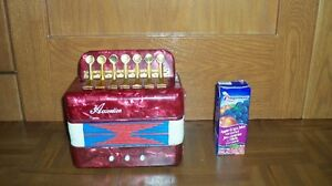 Mini accordéon