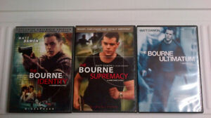 DVD Movies - $2.00 each or any 3 for $5.00