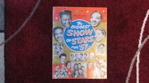 Show of Stars '57 Program (pre Beatles)