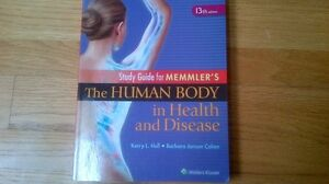 Study Guide for Memmler's The Human Body in Health and Disease Windsor Region Ontario image 1