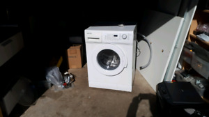 "24"" Samsung Washer with 1 yrParts/Labor warranty"