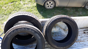 3 - 275/60R20 tires forsale.
