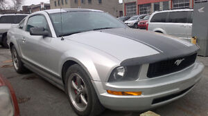 2005 Ford Mustang Automatique 153,400 km CAA INSPECTE 5,995$