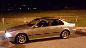 Bmw 528i e39 M-packaged  5-series.