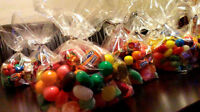 4$ CANDY CONES!! CANDY FAVORS ONLY 4$