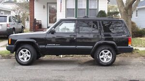 WANTED: Jeep Cherokee Sport