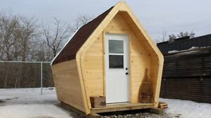 Trade Acorn Cabin for Bike or car or something cool