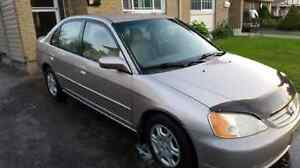 MUST SEE! 2001 Honda Civic Automatic Certified and Etested