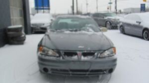 04 Pontiac Grad Am 4door ,,Auto , Safety e test 135000 Km