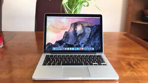 MACBOOK PRO (13-INCH MID 2012) 4GB MEMORY 240GB SSD West Island Greater Montréal image 1