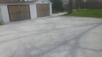 Get Your Stone Driveway or Parkinglot back Into Shape !!