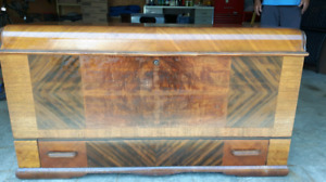 "Antique ""Lane Cedar Chest"""