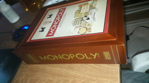 Vintage Style Monopoly