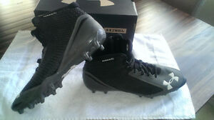 REDUCED! U/A Football Cleats, Men's 12