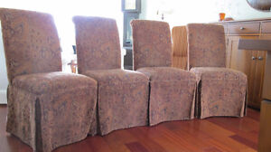 Dining Chairs and Accent Lamps Kitchener / Waterloo Kitchener Area image 1