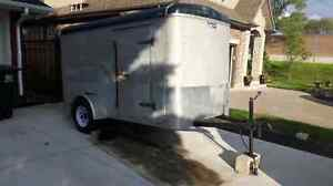 Selling curbing business with trailer