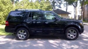 2009 Ford Expedition LTD SUV, Crossover
