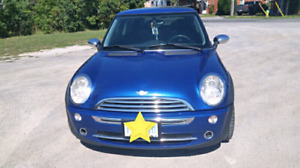 2005 mini cooper. Now 3800 as is