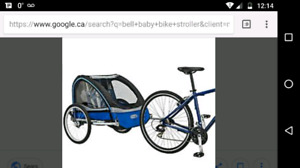 Bell Baby Bicycle trailer