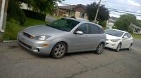 2003 Ford Focus SVT Berline