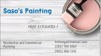 Drywall,taping and painting