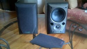 Misson bookcase speakers