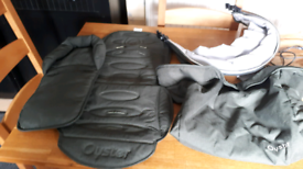 Oyster pushcair carrycot colour pack