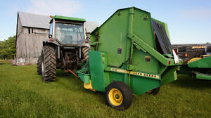 Hay Equipment for sale, last used 2015  FIELD READY