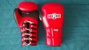 Ringside 12oz Lace up Boxing Gloves