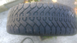 P215/60 r15 Winter Tires $100