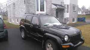 Jeep liberty limited 2003