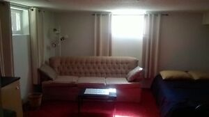 Real Clean Basement Suite For Rent On Riverside