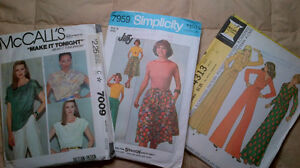 RETRO Clothing patterns Kitchener / Waterloo Kitchener Area image 2