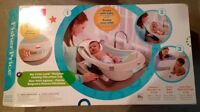 Fisher Price My little Lamb Platinum Calming Vibrations Tub