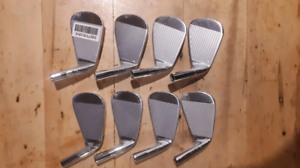 Brand New LH Taylormade PSI Forged Tour Iron Set 3-PW Heads Only