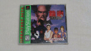 Tekken 2 Ps1 for Sale