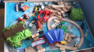 imaginarium train set table NOT included