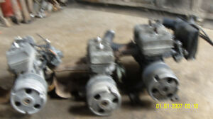 1974 ELTIGRE 4000 MOTOR AND A 3000 AND A 2000