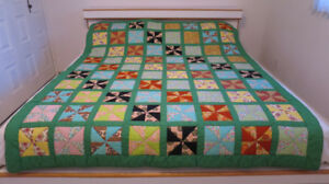 Handmade Patch Quilt