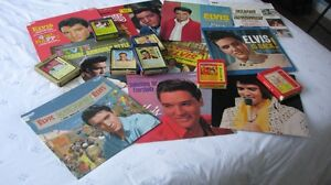 ELVIS collection disques
