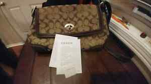 Coach Purse for Sale Peterborough Peterborough Area image 1