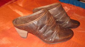 Chaussures en cuir veritable